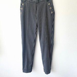 Baum Und Pferdgarten pants striped straight leg
